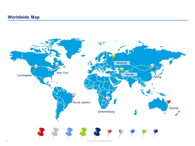 Moskau in world map - Moskau Russland auf der Weltkarte ...